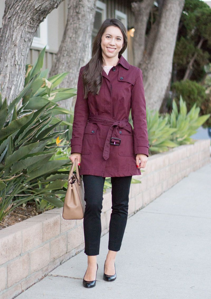 Trench Coat Wardrobe Essential Review & Petite-Friendly Fit ...