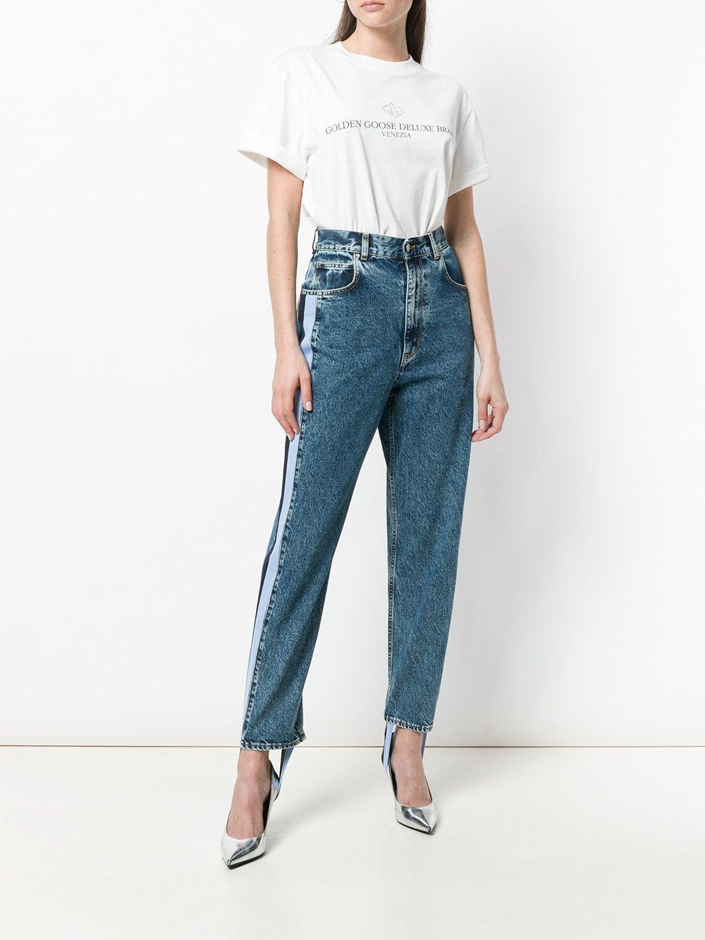 Golden Goose Kim Jeans - Farfetch