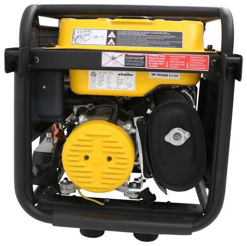 4,500Watt Portable RV Generator 3,600 Running Watts
