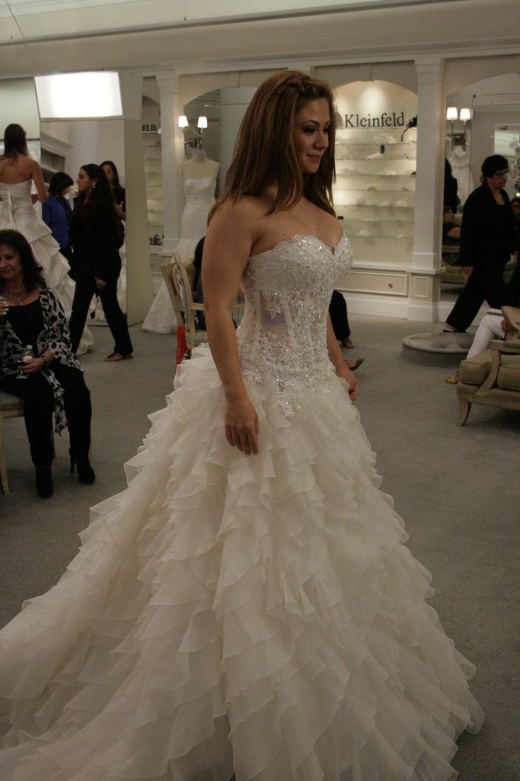 pnina tornai say yes to the dress - Google Search | Wedding Dress ...
