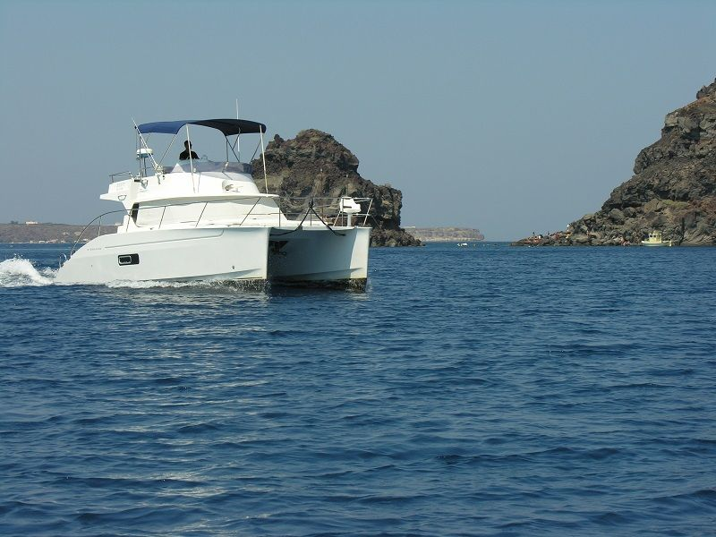 Enjoy Power Catamaran Private Tour
