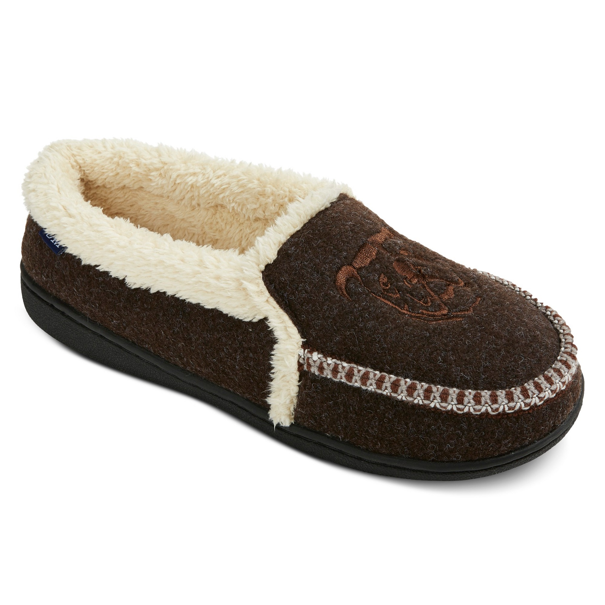 e900f4c51eb Men s Ugly Me London Moccasin Slippers - Brown M(9-10)
