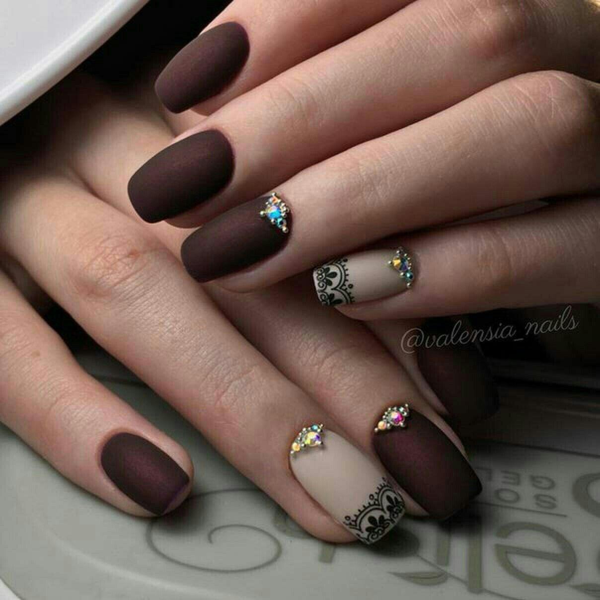 Pin by Elis on ~manicure~♡ | Pinterest | Manicure, Mani pedi and Pedi