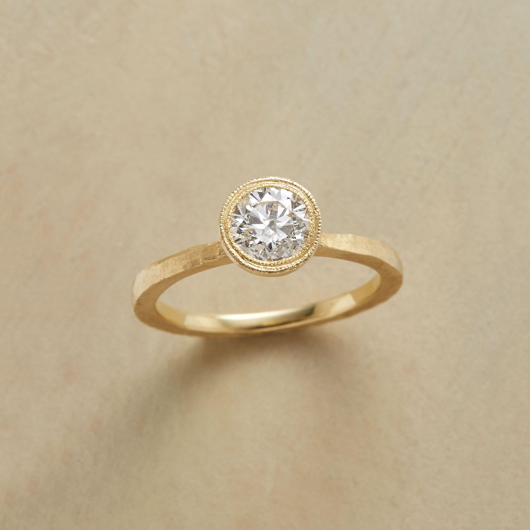 diamant as sterling cut carat synthetic yellow in completely item cushion ring mined anniversary diamond engagement from subtle brilliant gold rings