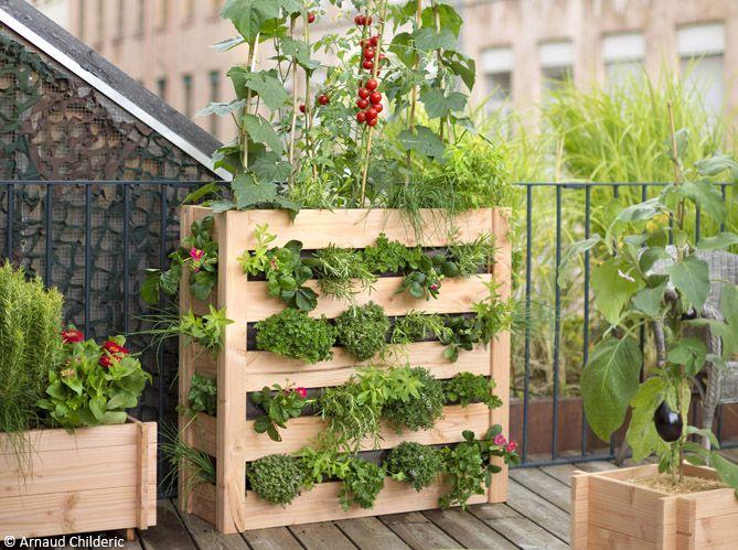 Du bois rien que du bois pour ma terrasse deco du for Deco pour terrasse bois