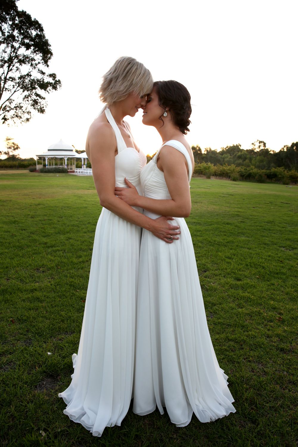 nat and amy had their perfect day on the 23rd of march