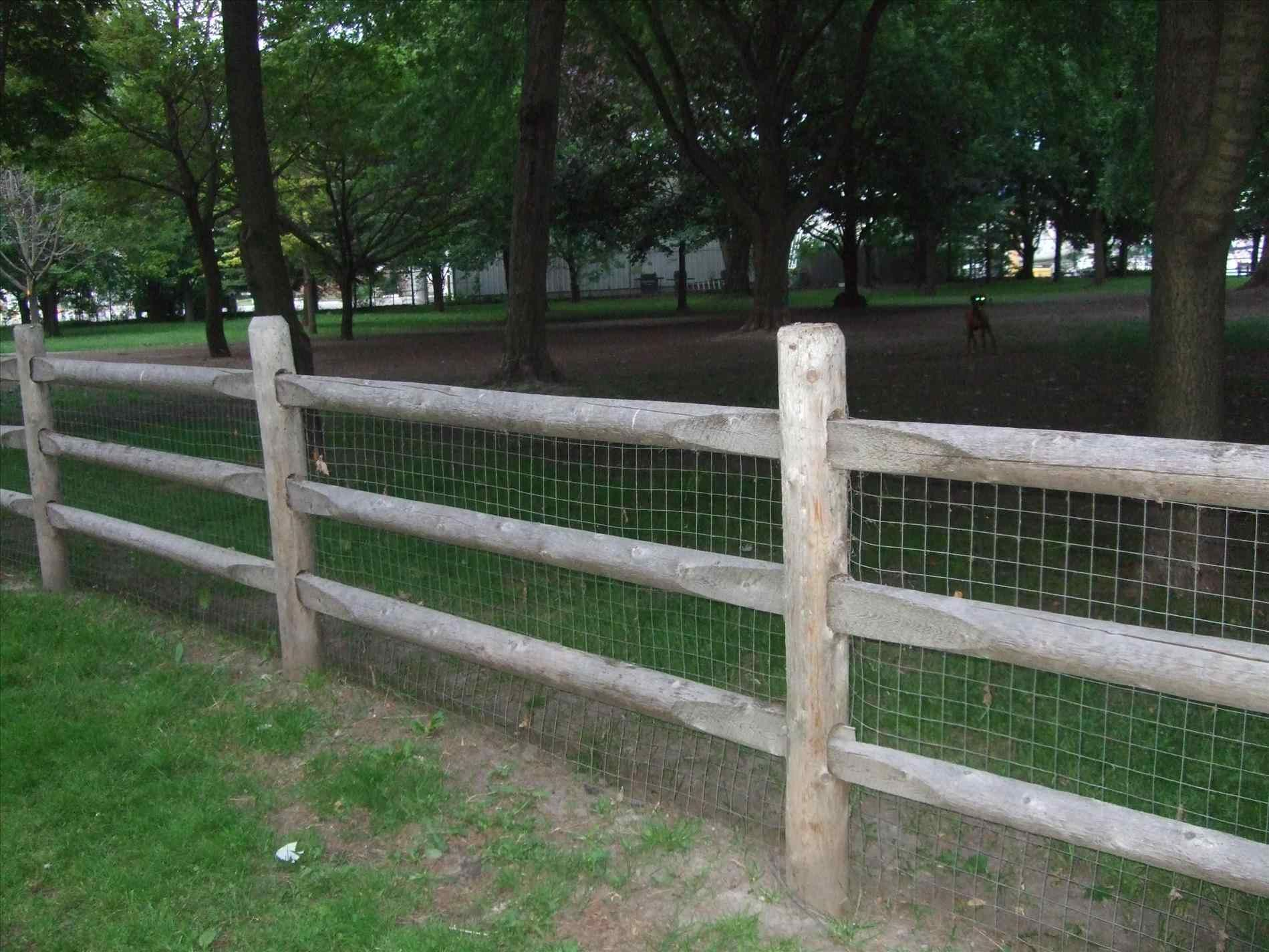Image result for wood post and wire fence   fence   Pinterest   Wire ...