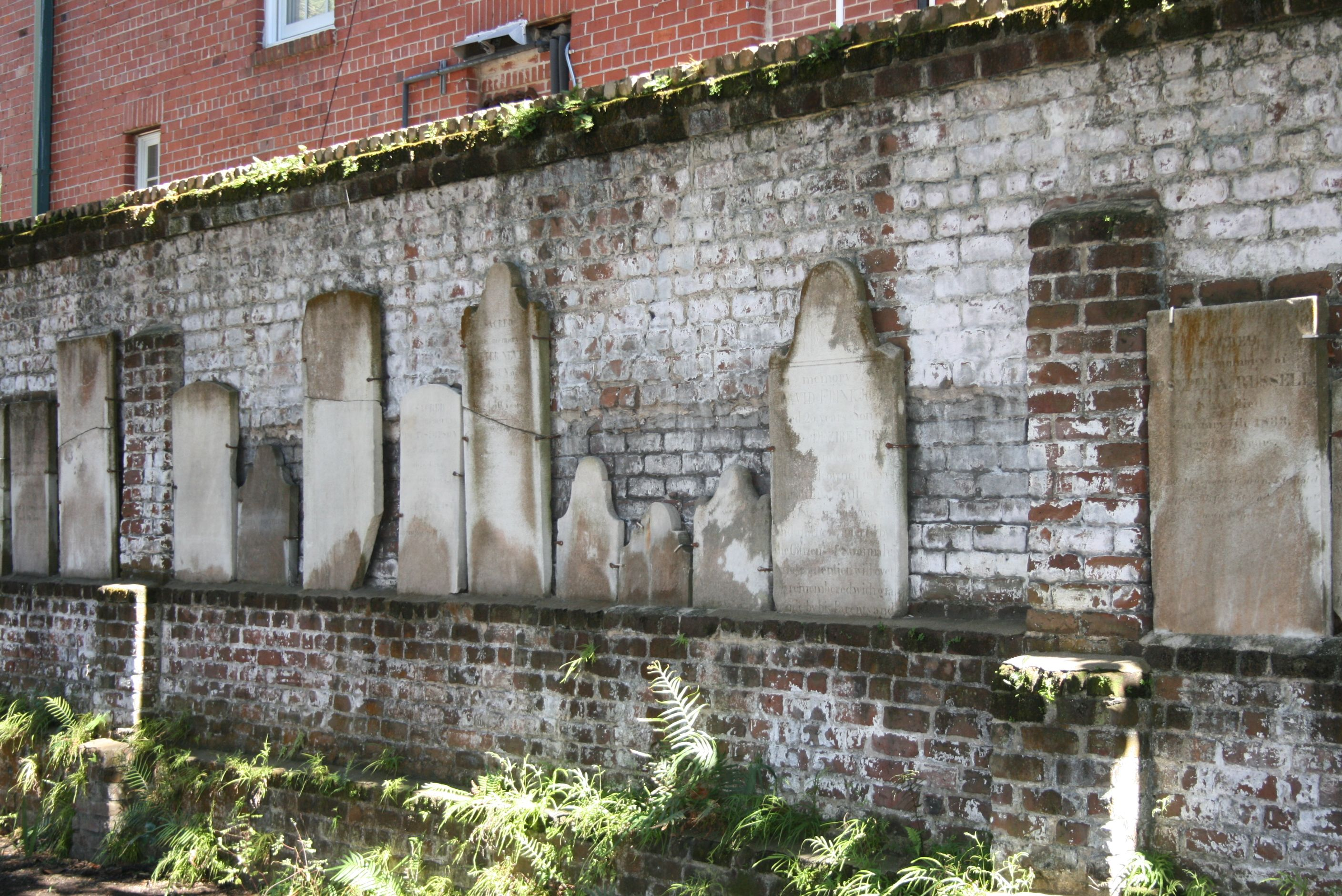 Colonial Park Cemetery-Savannah, Ga: Story goes that after ...