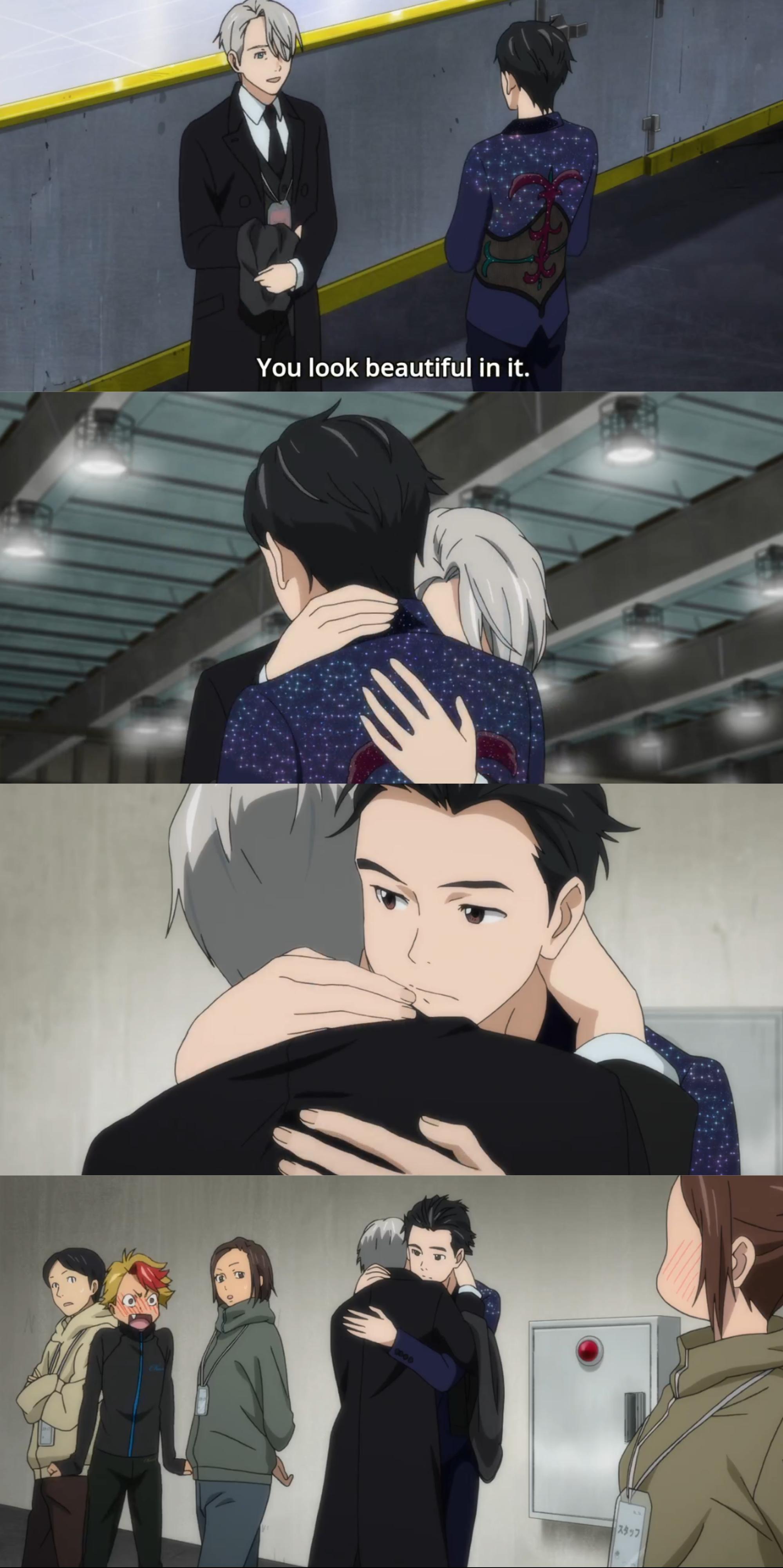 Yuri On Ice | Yuuri Katsuki | Episode 5 | Viktuuri