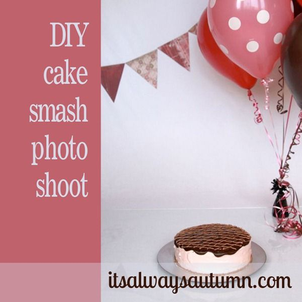 Birthday Photography Tips And Tricks: 1st Birthday Cake Smash! ~not Going To Photograph It