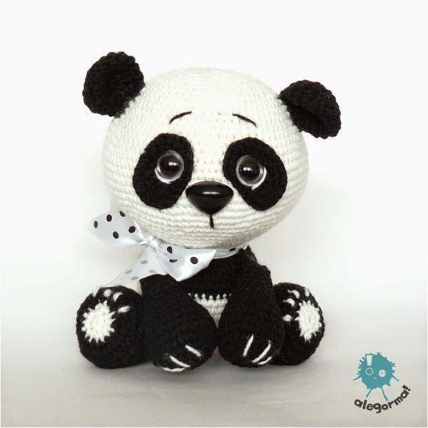 marzą mi się lale i misie...: ale pandziory! | AMIGURIS Y MUÑEQUERIA ...