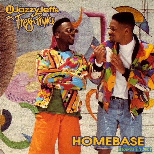 Dj jazzy jeff the fresh prince homebase album covers for Classic house akasaka prince