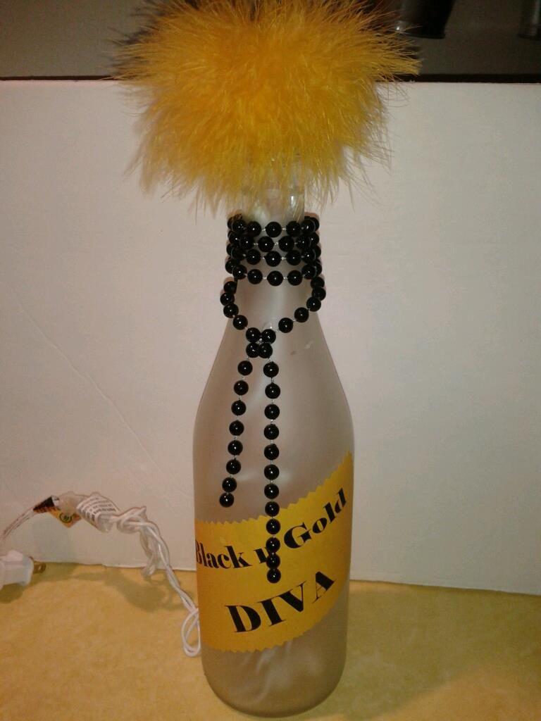 Black n Gold Diva... Here We Go Steelers...:-)