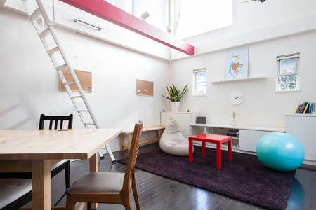 Tutustu tähän mahtavaan Airbnb-kohteeseen: Designer Loft -12min train Shinjuku kaupungissa Suginami