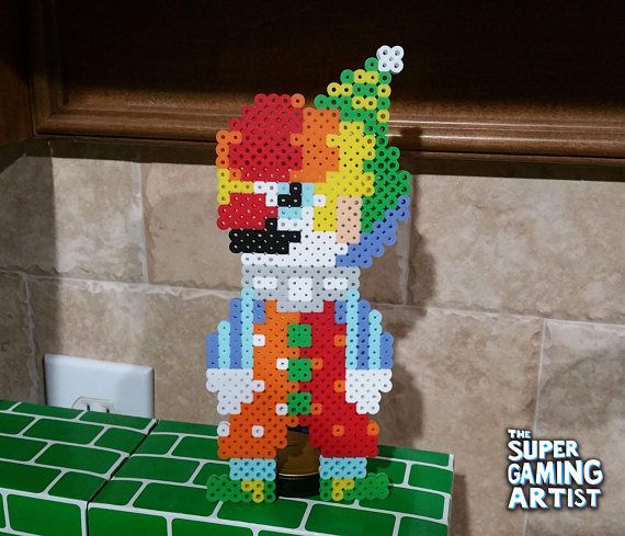 Clown Mario Super Mario Super Mario Odyssey Super