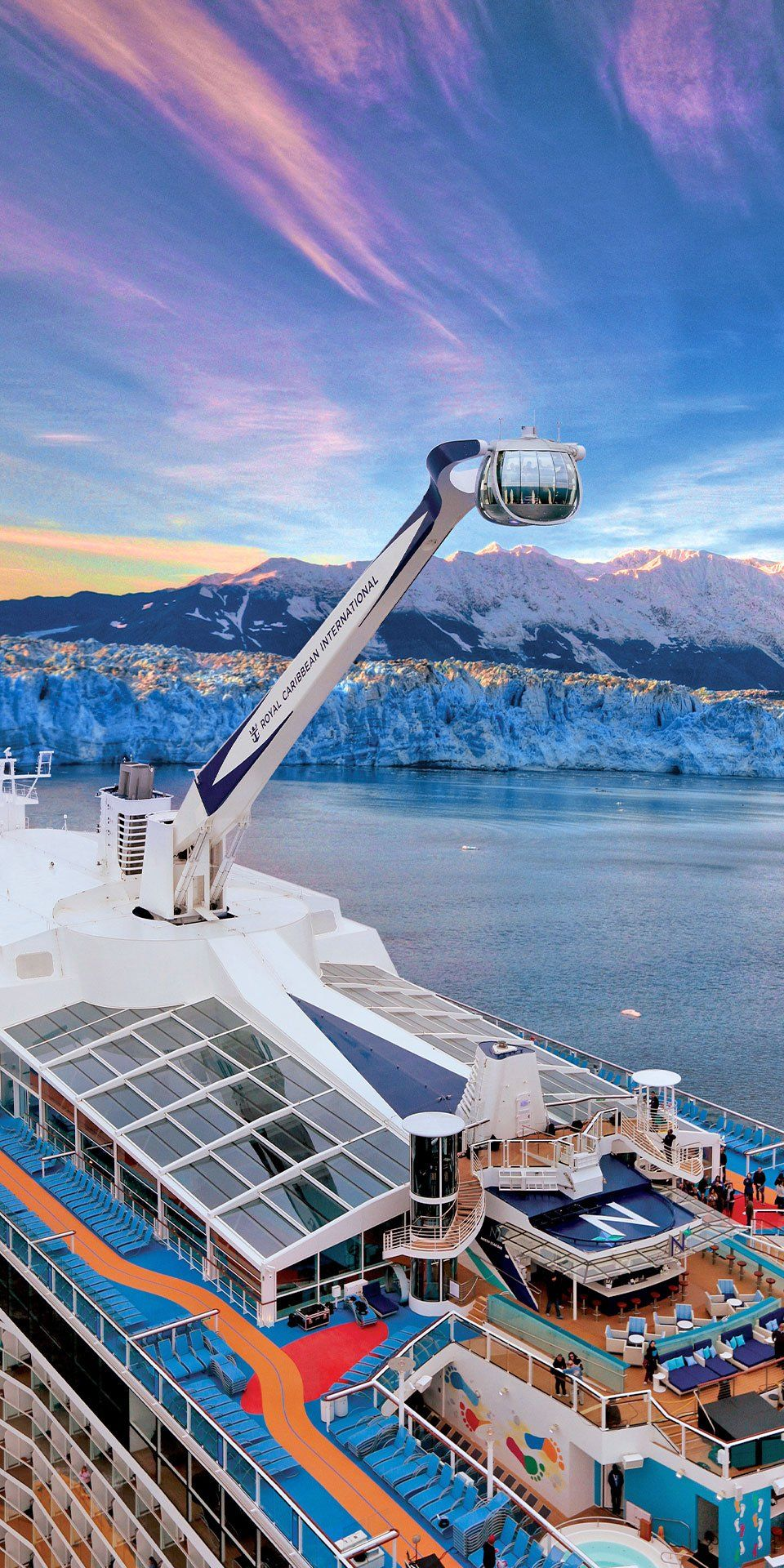 Quantum Of The Seas Leave Ordinary At Home Come Seek Adventure