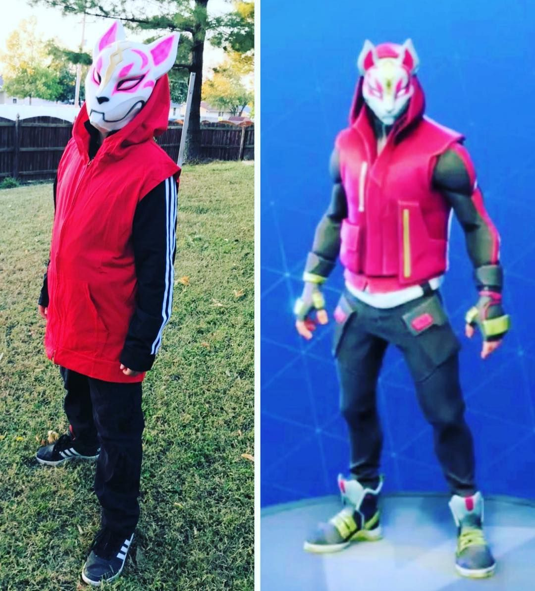 Costume Halloween 2020 Fortnite Costume Drift My son is a huge #Fortnite fan, so of course he wants to be a