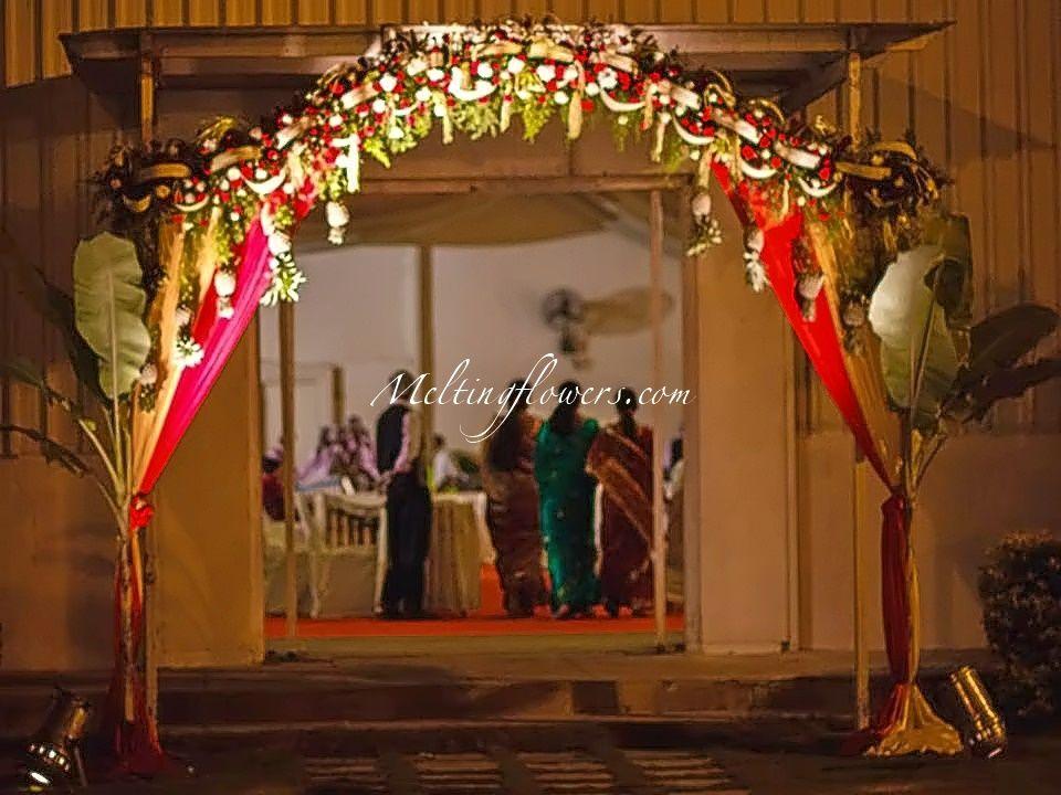 entrance decor | Indian wedding decoration ideas ...