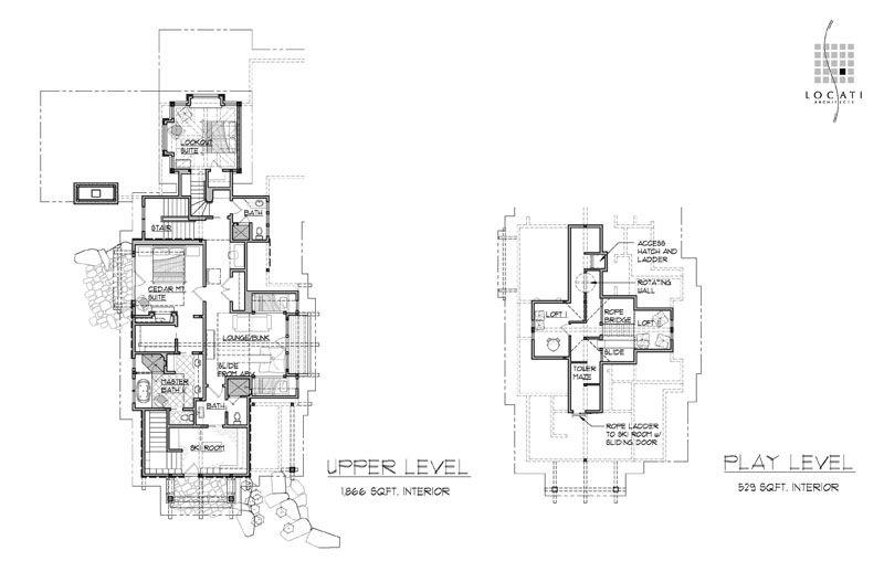 Pin Em Home Plans Architecture