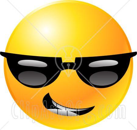 Smiley Sunglasses For Cookies Smiley Emoji Verschiedenes Spruche