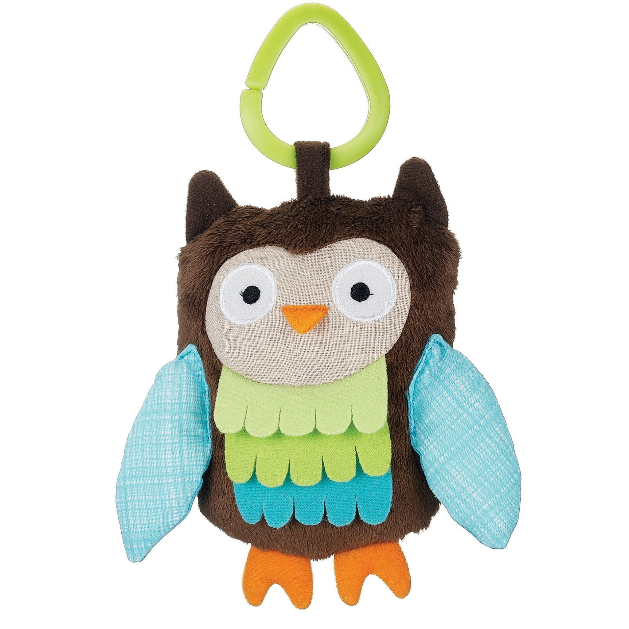 Treetop Friends Owl Stroller Toys Owl baby toys