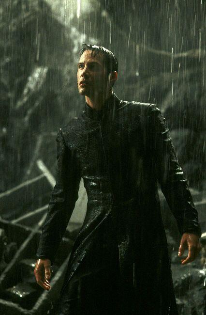 Keanu Reeves in Matrix Revolutions (2003)