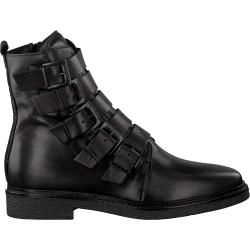 Photo of Verton Ankle Boots 204/03 Schwarz Damen