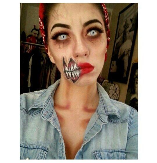 Pin by Amanda Rose on Halloween Makeup & Costumes | Pinterest ...