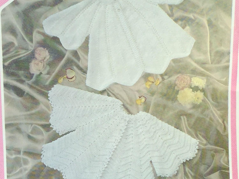 ab257fcee UK EU SELLER Vintage pdf knitting crochet pattern cute newborn ...