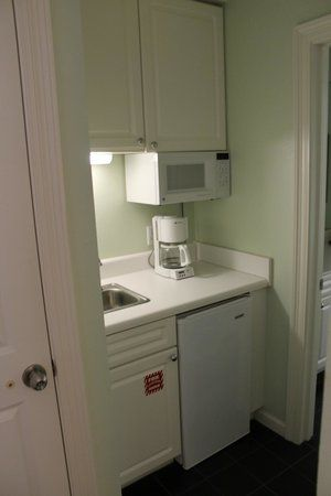 201 Pearl Mother in Law Suite kitchenette Picture of The Pearl of Navarre Beach Navarre Tripadvisor