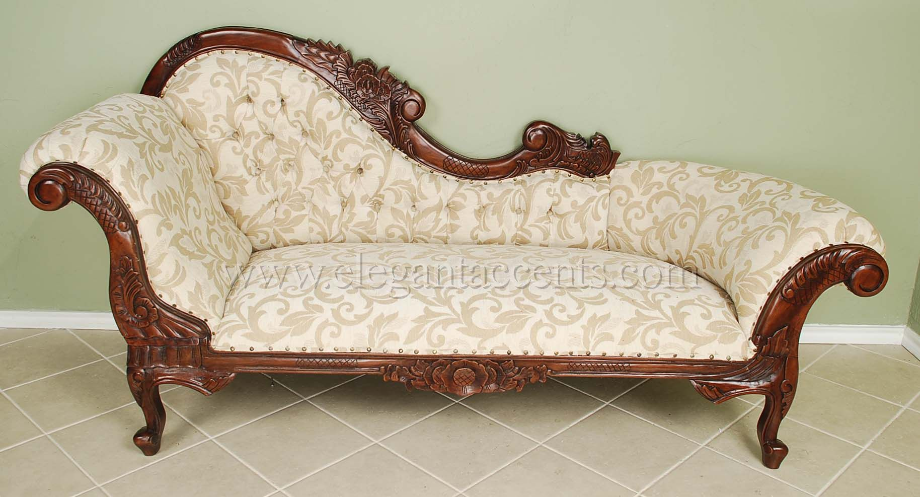 Fancy Victorian Settees Products Chaises Settees And Sofas