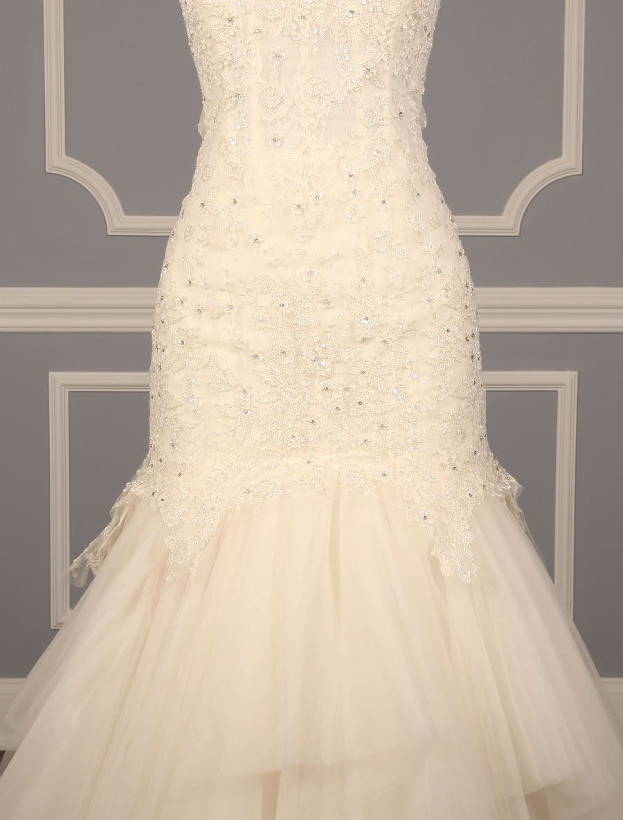 Kenneth Pool Isa K454 Wedding Dress In 2018 Bridal Pinterest