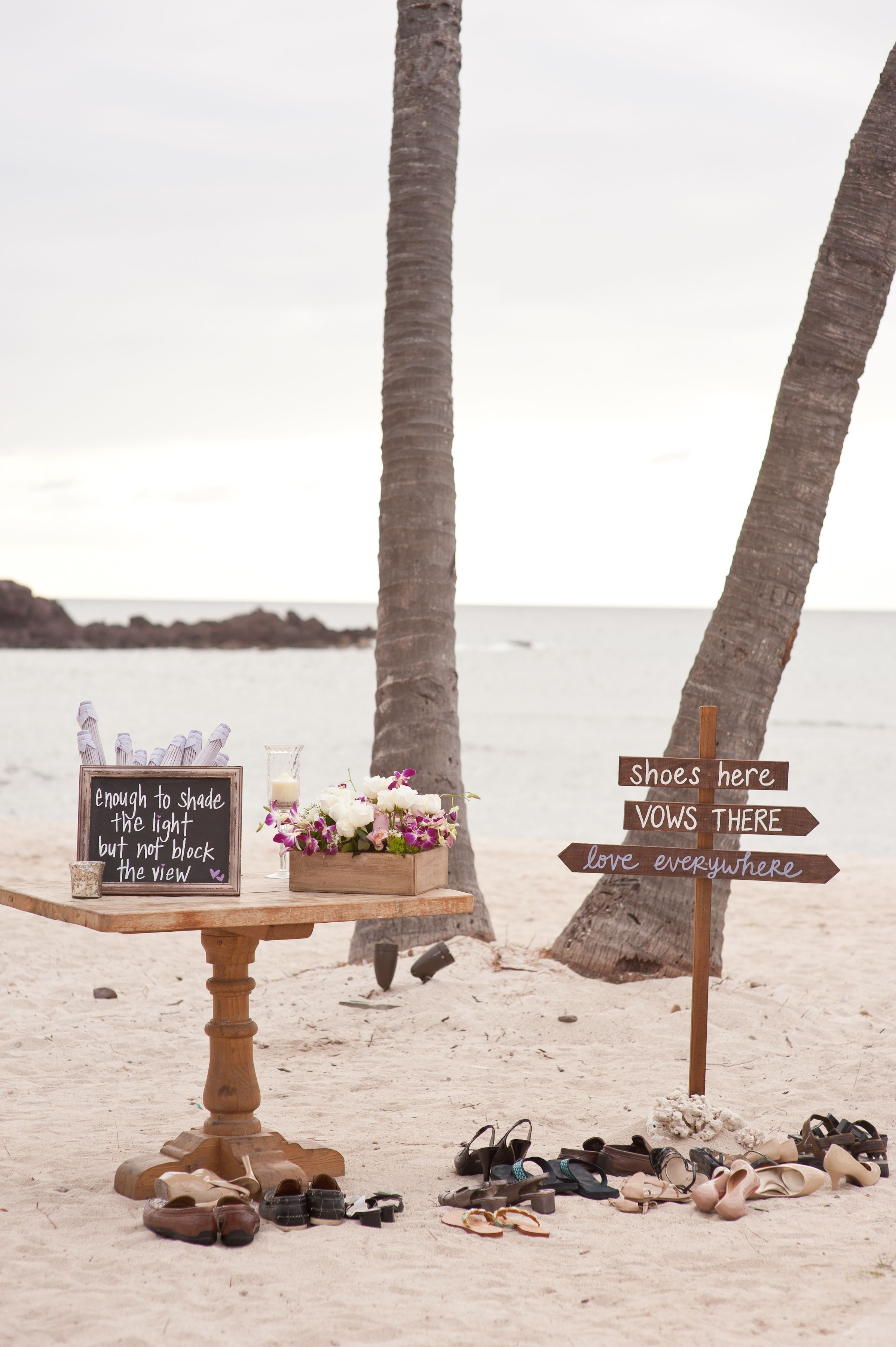 Beach wedding decorations elegant  Elegant Beach Wedding in Punta Mita Mexico in   Beach Wedding