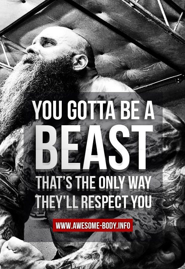 be a beast bodybuilding motivational quotes see more about beast