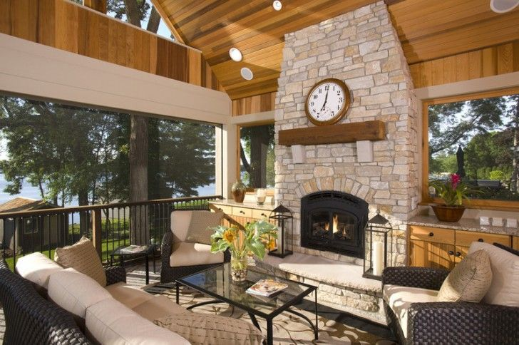 how to build a 4 season room on a deck
