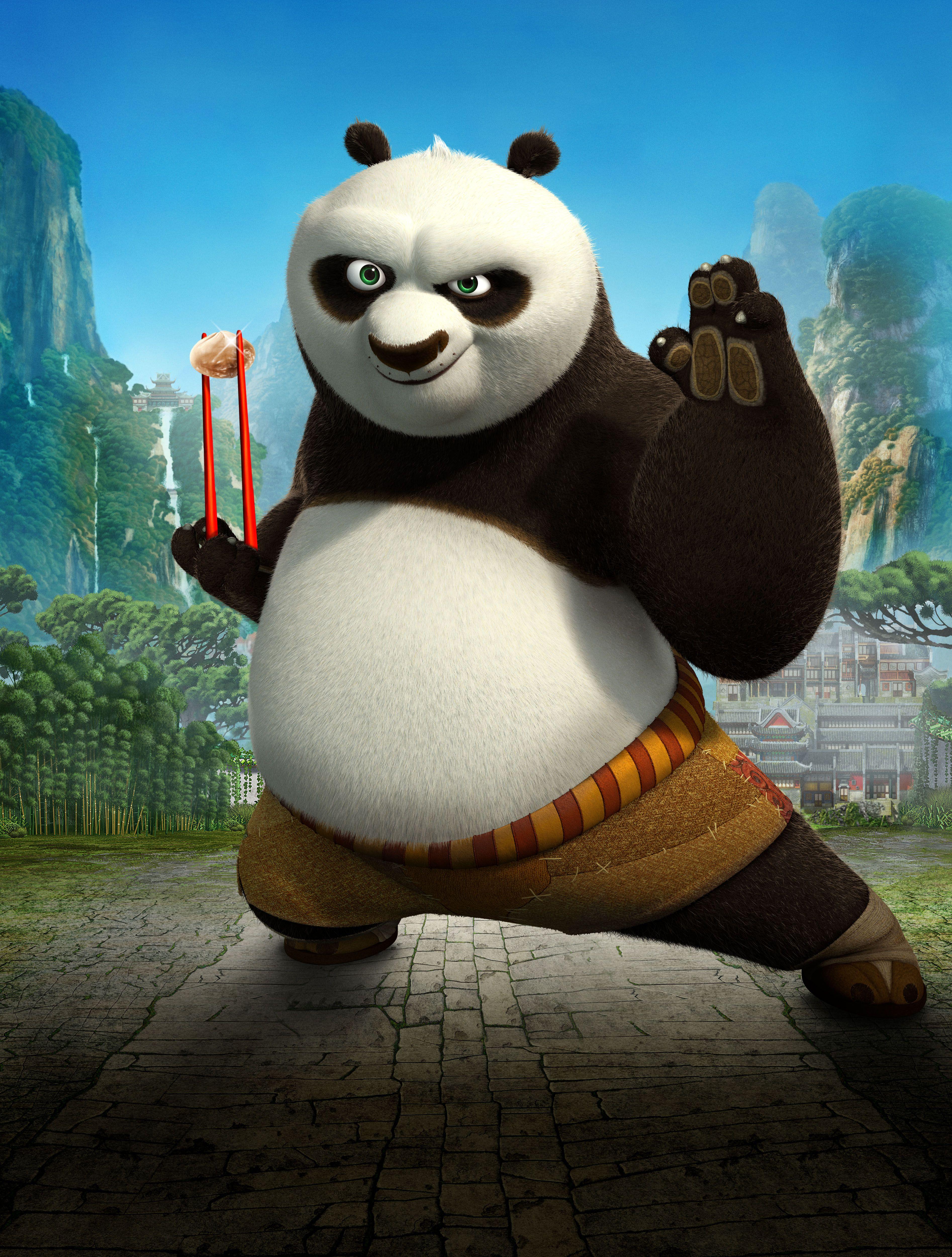 Kung Fu Panda (2008)  ...