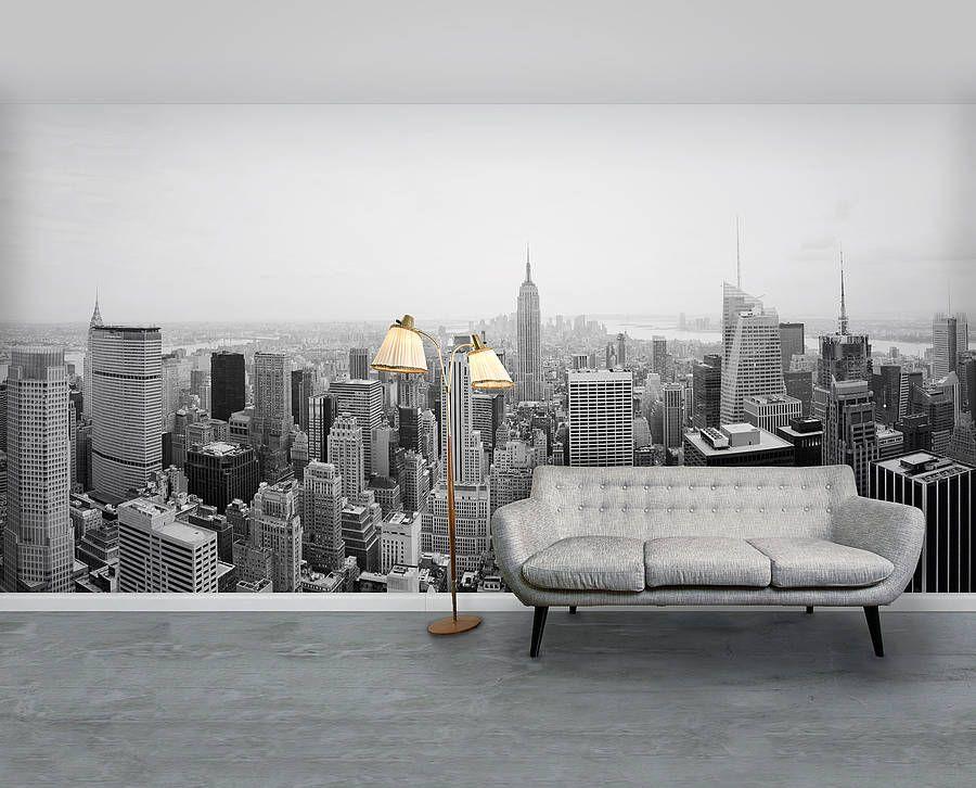 New York City Self Adhesive Wallpaper Mural Adhesive wallpaper