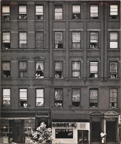 Harlem, 1948, Gordon Parks.