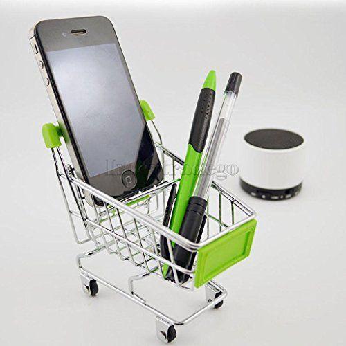 Sangdo Mini Grocery Shopping Cart Supermarket Utility Mode Storage ...