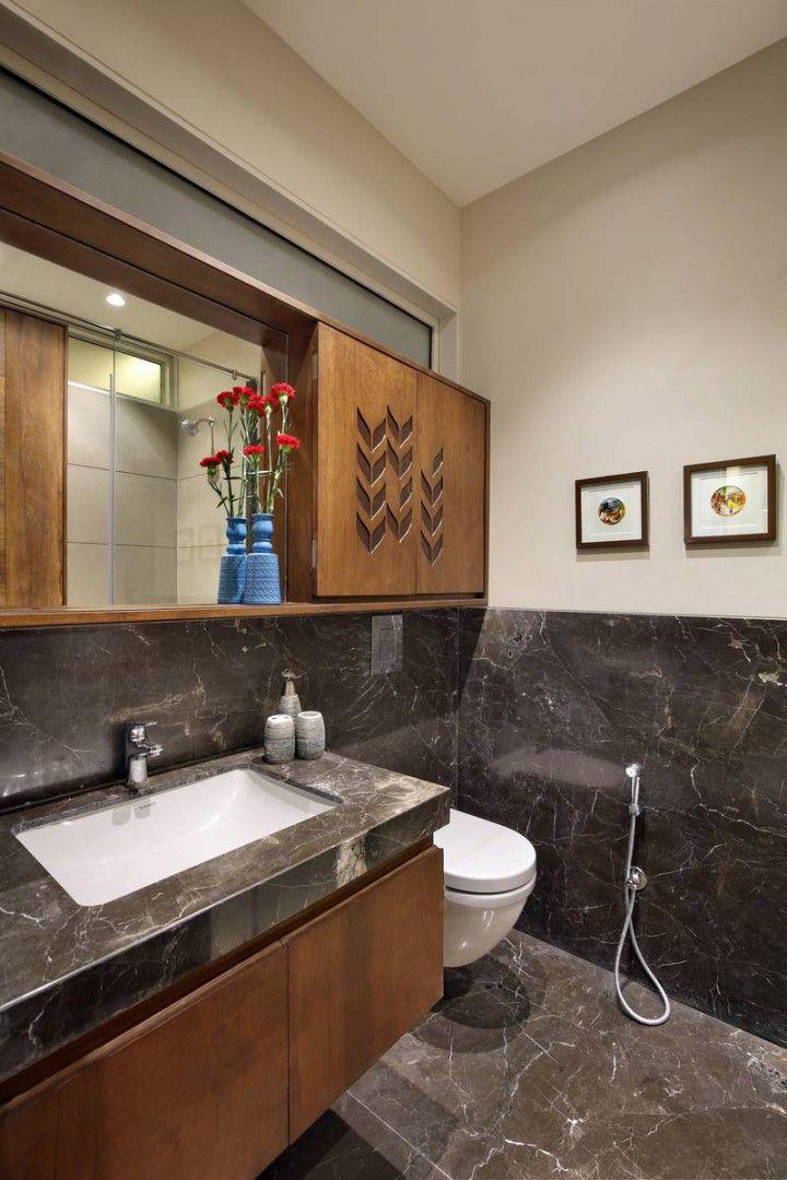 The Front Box   A+T Associates   Bathroom interior ...