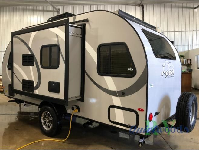 New 2020 Forest River RV R Pod RP-190 Travel Trailer at ...