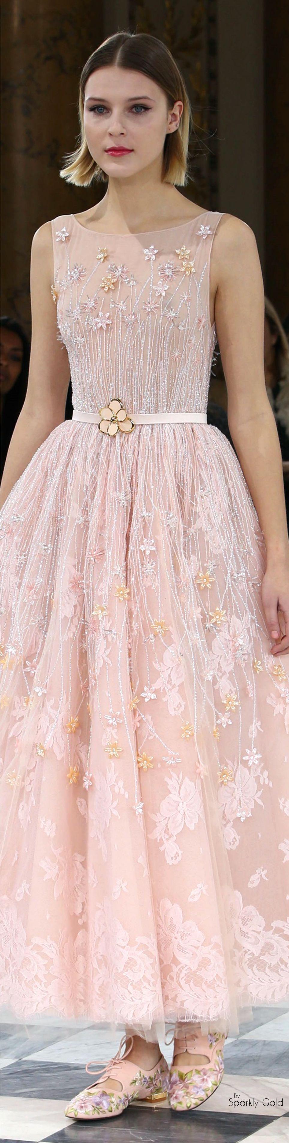 Georges Hobeika Spring 2016 Couture   Moda   Pinterest   Vestiditos ...