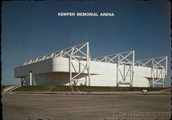 R Crosby Kemper Memorial Arena Kansas City Mo Kansas City