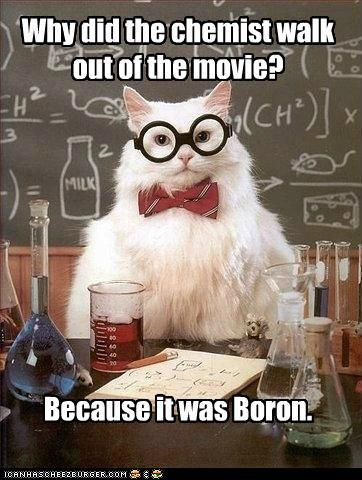 Chemistry Cat is the best.