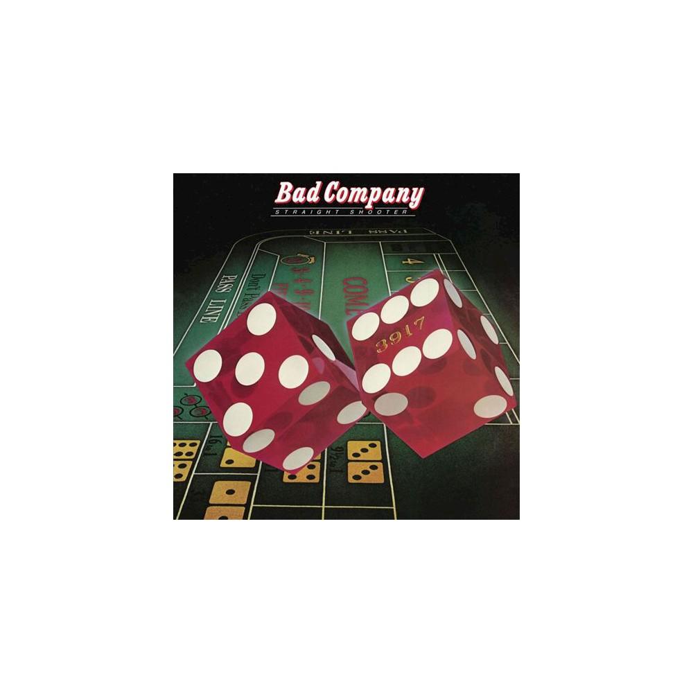 Bad Company Straight Shooter Deluxe Vinyl Rock Album