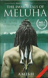 The Immortals Of Meluha Is Wonderfully Conceptualized Fiction And Is Page Turner For Sure First Book The Immortals Of Meluha Best Fiction Books Fiction Books