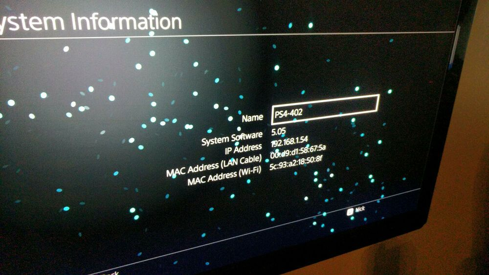 Playstation 4 PS4 500GB with Firmware 5 05 HEN Jailbreak +