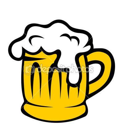 Jarro De Cerveza Dibujos Animados Dibujos De Cerveza Jarras