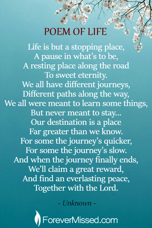 Grief Poem Prayer Quotes Life Lesson Quotes Grief Poems