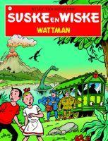 Recensie van Jelle over Willy Vandersteen - Wattman (Suske en Wiske 71)   http://www.ikvindlezenleuk.nl/2015/08/willy-vandersteen-wattman/
